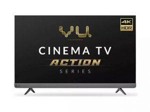 TV Android thông minh 4K Ultra HD 55 inch