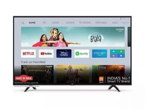 TV LED thông minh Android 55 inch 4K Ultra HD
