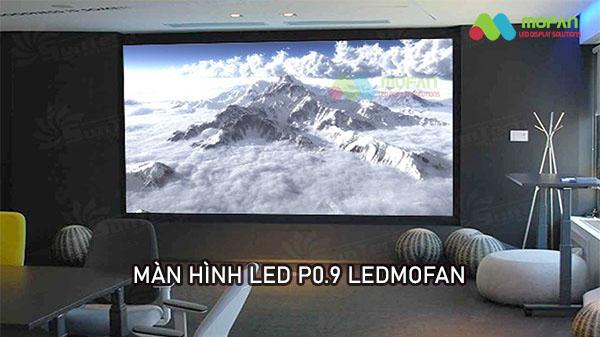 man hinh led p0.9 ledmofan