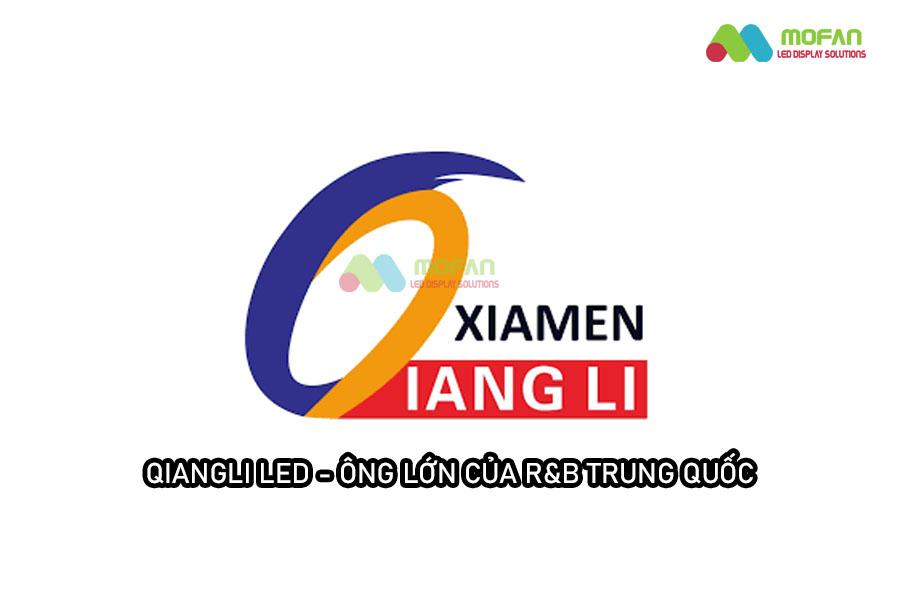 qiangli led trung quoc