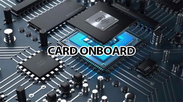 card onboard