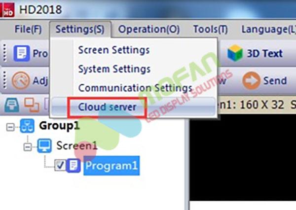 cloud setting 5