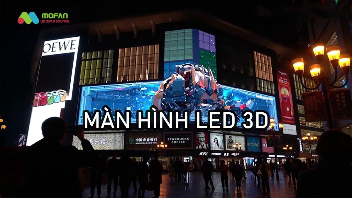 man hinh led 3d