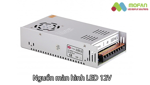 Nguồn màn hình LED 12V