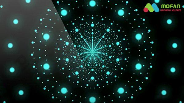 Hiệu ứng hiển thị Visual LED