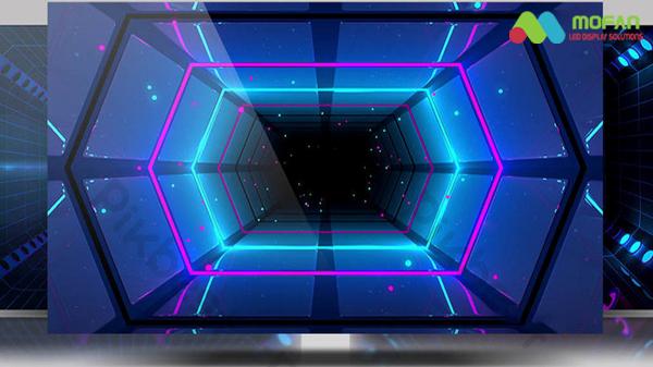 Hiệu ứng màn hình Visual LED