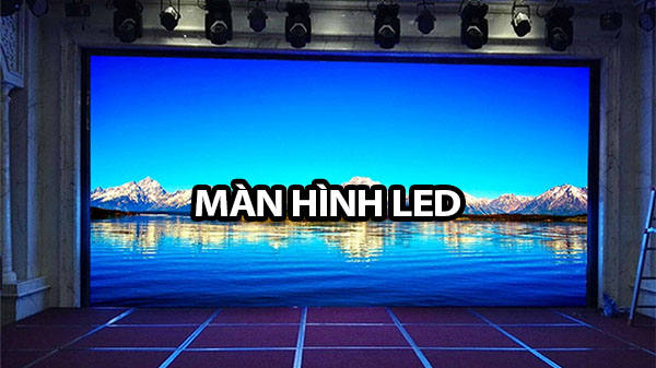 man hinh led
