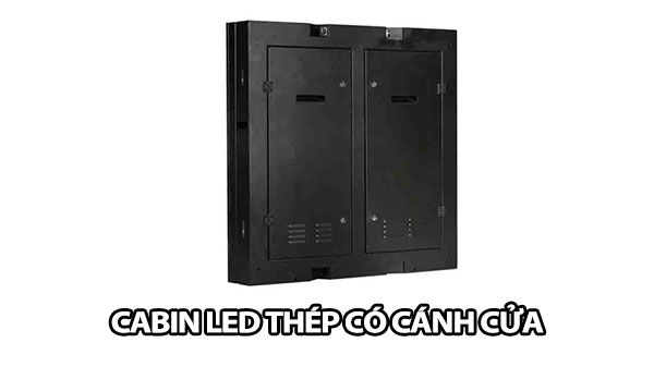 cabin led thep co canh cua