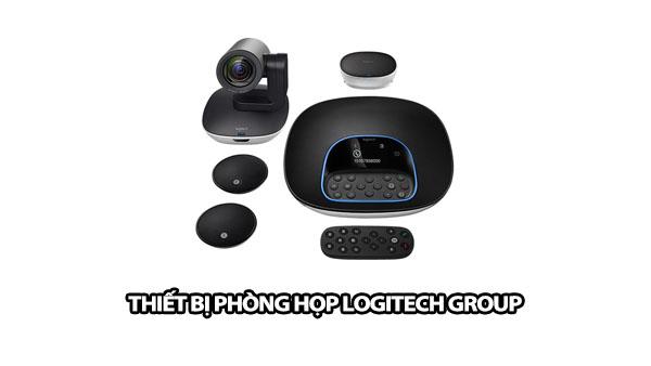 thiet bi phong hop logitech group