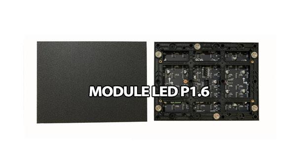module led p1.6